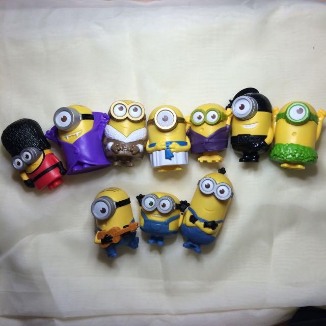 2015 Minion Set