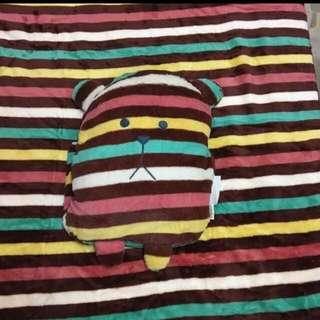 Bn 3 In 1 Pillow Blanket Warmer