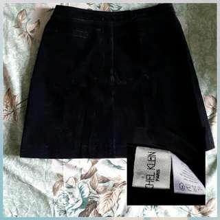 Skirt Black Impor