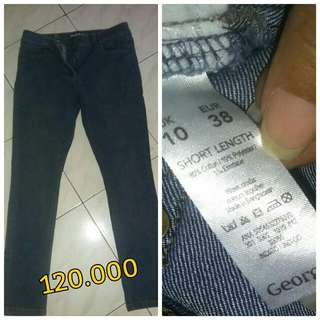 George skinny jeans from UK