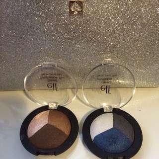 2 e.l.f Eyeshadows