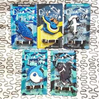 Sea Creatures Luggage Tag  (CLEARANCE SALE!!!!)