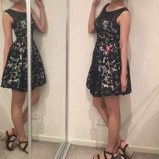 New Chichi London Lace Prom Dress Size 6