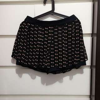 FFFF 雪紡紗 褲裙
