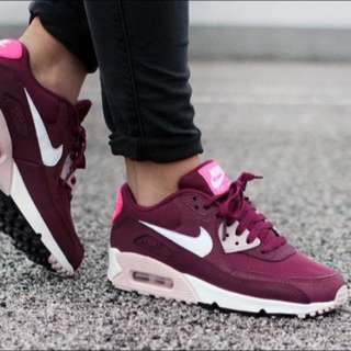 Nike Air Max 90 Villain Red/Champagne Pink