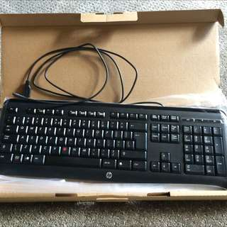 HP Keyboard BRAND NEW