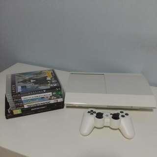 Playstation 3 Ultra Slim (250GB)