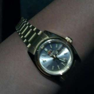Gold Plated (ORIENT) watch