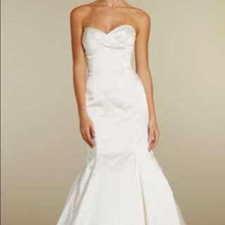 JOE HELGM WEDDING DRESS
