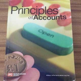 Principles Of Accounts (Fifth Edition)