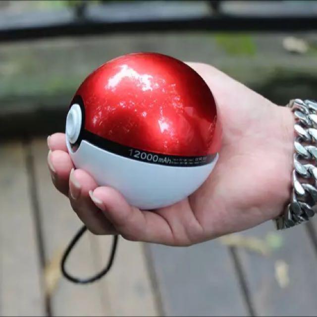 ♥️正品現貨♥️寶貝球 Pokemon 行動電源
