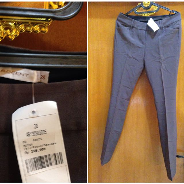 Accent Work Pants