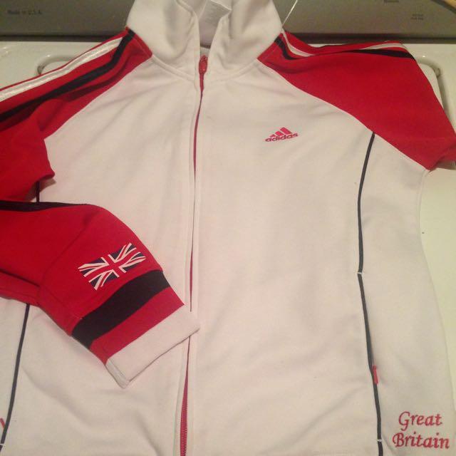 Adidas Great Britain Jacket