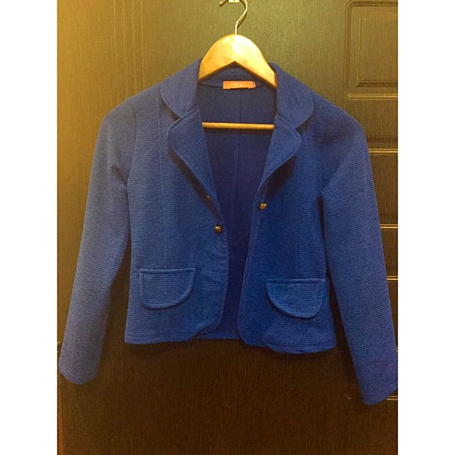 [REPRICED] Blue Blazer