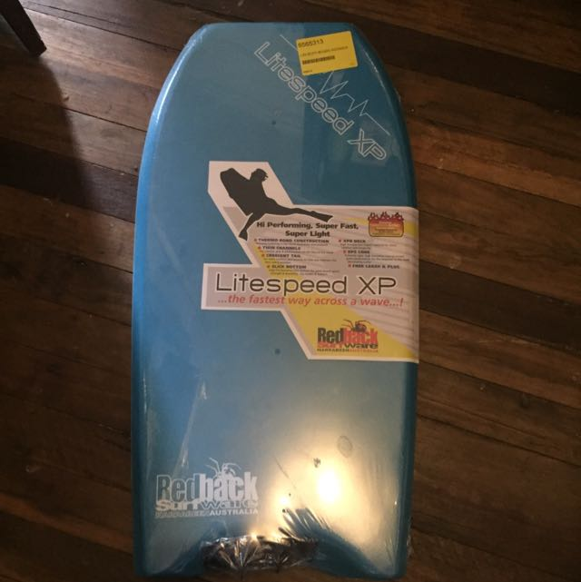 Bodyboard Litespeed XP NEW!