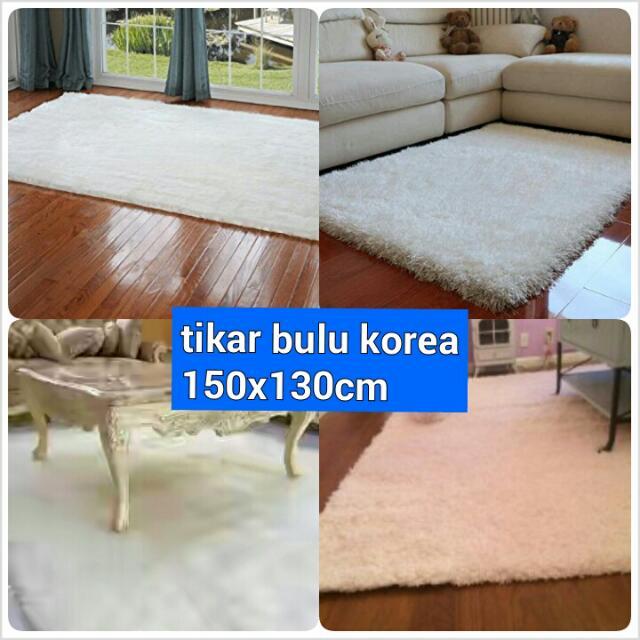 Bulu Korea 150x130cm