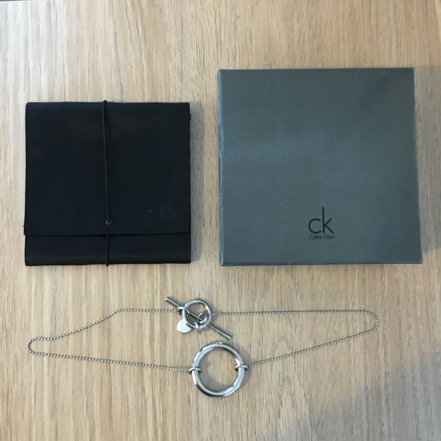 Calvin Klein Stainless Steel Necklace