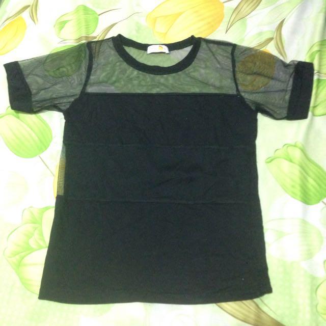Cheep Sheer Shirt