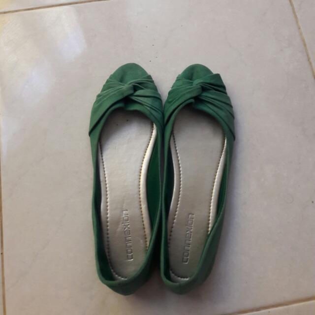 Connexion Flat Shoes