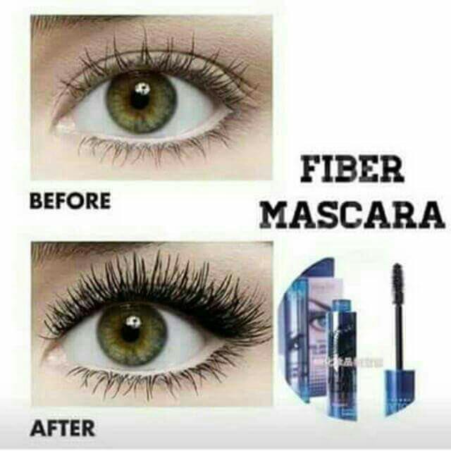 1fdb7d24944 Efolar Fiber Mascara, Health & Beauty, Makeup on Carousell