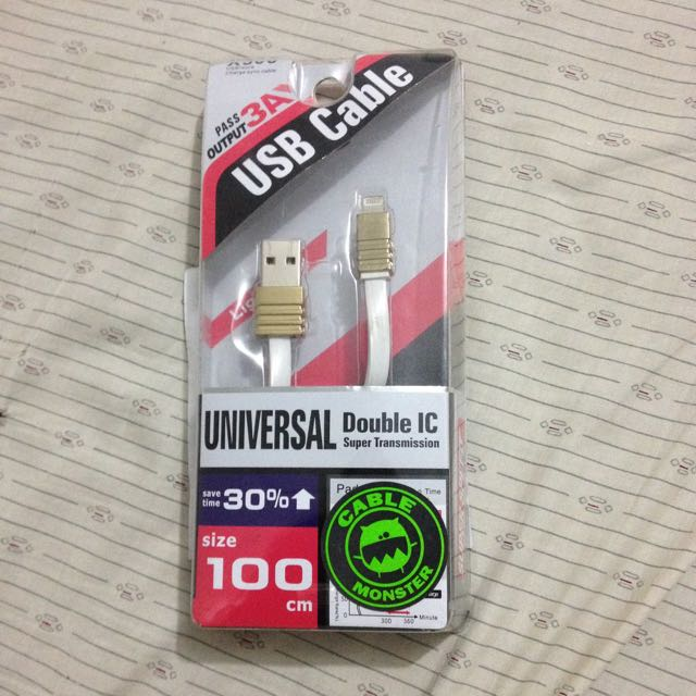 FAST CHARGING USB CABLE
