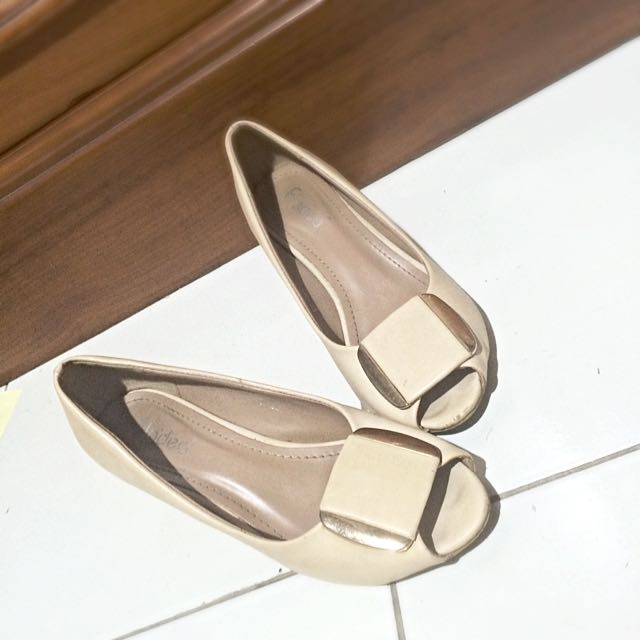 Fladeo Wedges Heels BW Shoes
