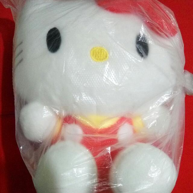 Hello Kitty plush(free shipping)