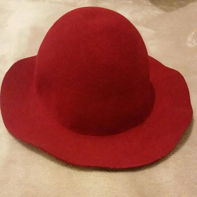 Hot Red Hat