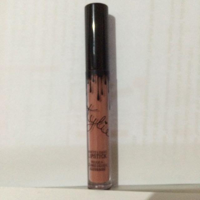 Kylie Matte Liquid Lipstick Candy K