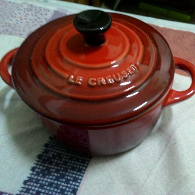 LE CREUSET烤盅