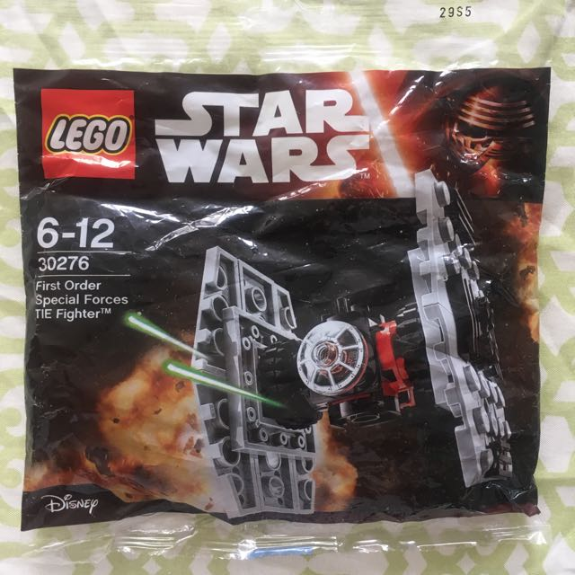 Lego Star Wars Tie Fighter Polybag