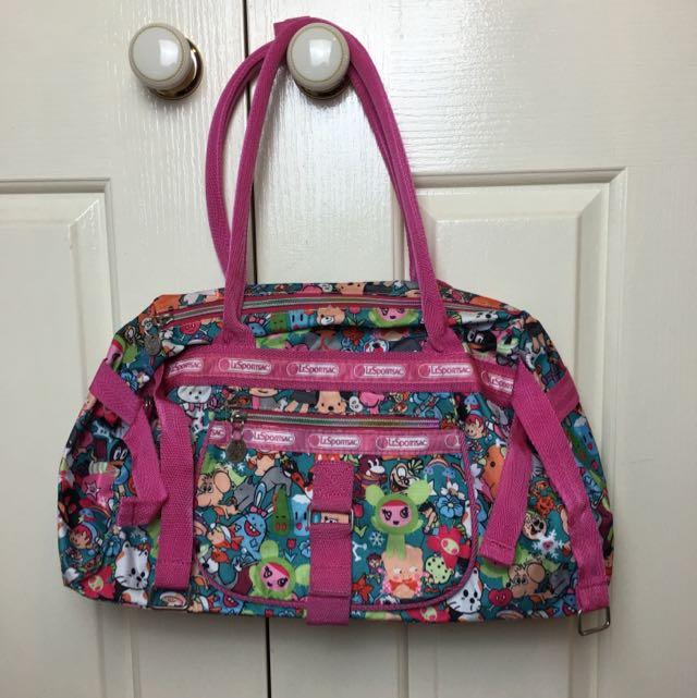 LESPORTSAC Tote Bag + Purse