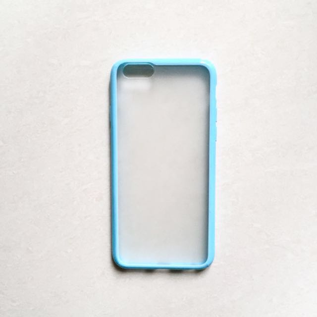 Light Blue iPhone 6/6S Case
