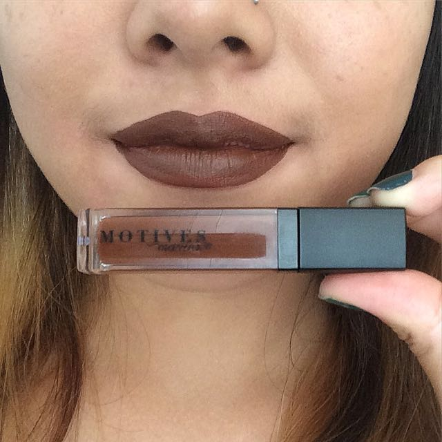 Liquid Lipstick.
