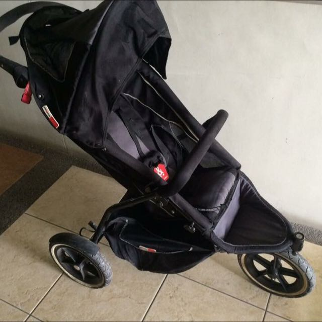 Phil & Teds Double Or single Stroller Sport Edition