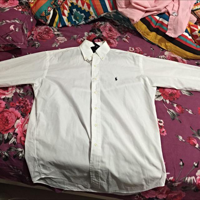 Ralph Lauren Shirt Size Small