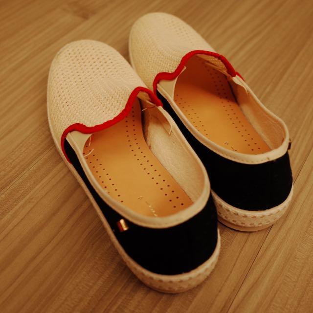 Rivieras 懶人鞋 洞洞鞋 Extasea系列