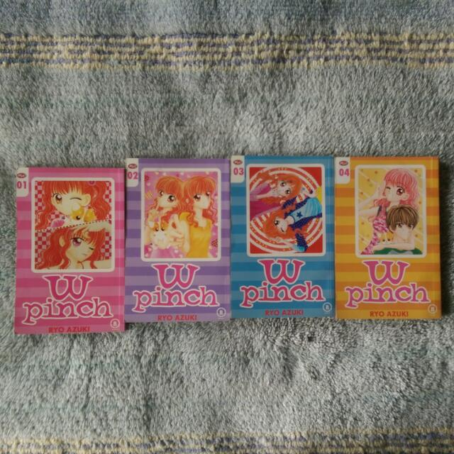 Serial cantik - W Pinch 1-4