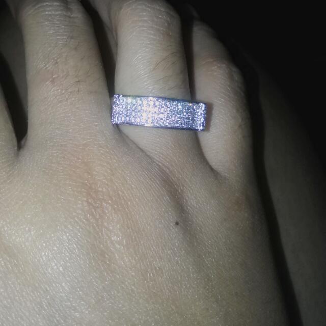 Silver Ring Elegan