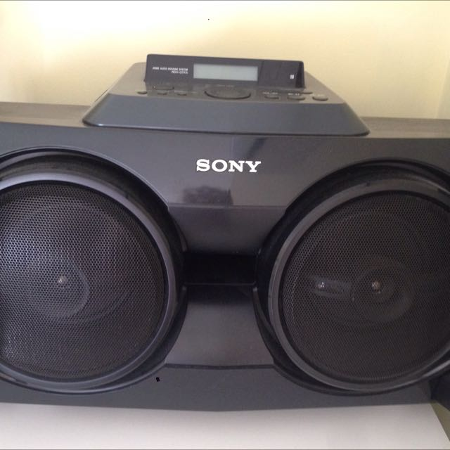 Sony Boom Box