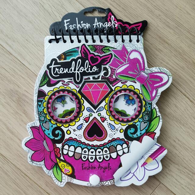 Sugar Skulls Notebook/Sketchbook