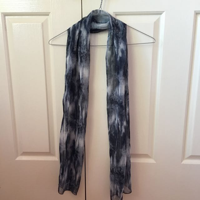 SUPRE Sheer Scarf