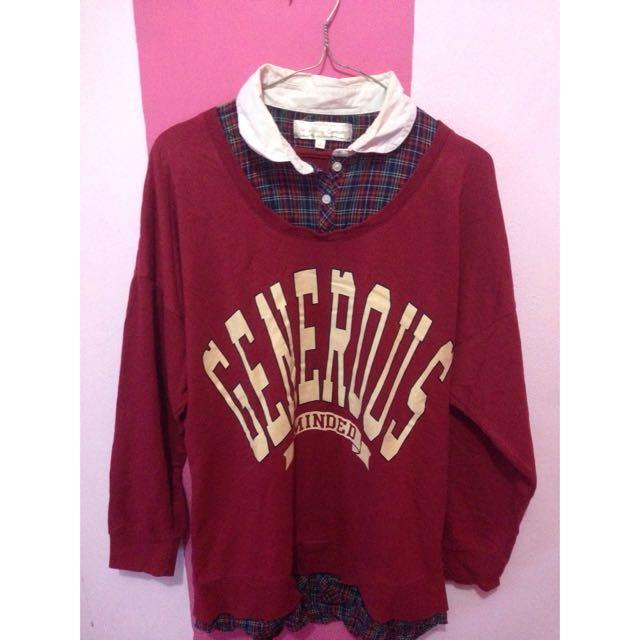 Sweater/long Sleeve