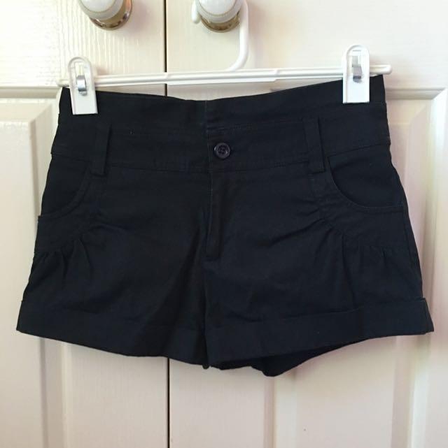 TEASEL High Waisted Shorts