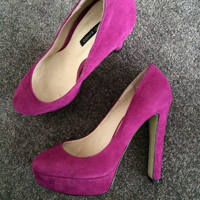 Tony Bianco Size 7.5 Heels