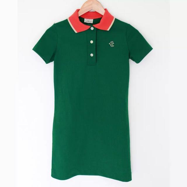 Vintage 60s/70s Polo Dress