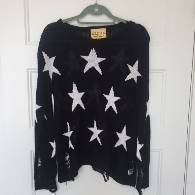 Wildfox-white Label Sweater