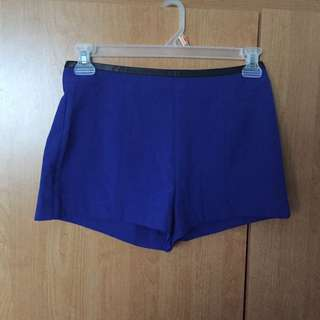 F21 Blue Shorts (NEW)