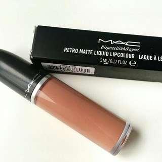 MAC 超霧感唇釉