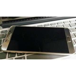 SAMSUNG Galaxy Note 5 金色 32G
